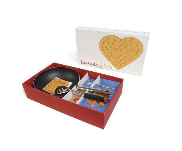 Set iLoveCooking Pasta