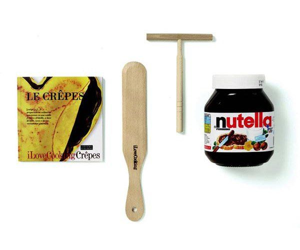 Set iLoveCooking Crepes