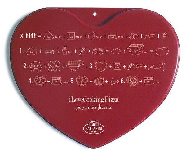 Set iLoveCooking Pizza