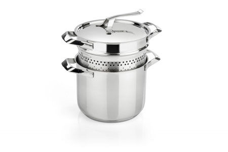 Spaghettiera My Pot Acciaio