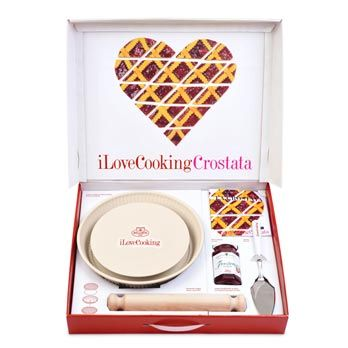 Set iLoveCooking Crostata