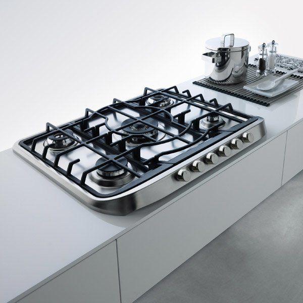 Le migliori offerte per Piano Cottura Bosch Vetro Ppp6a6b20 in Cucine e Piani.