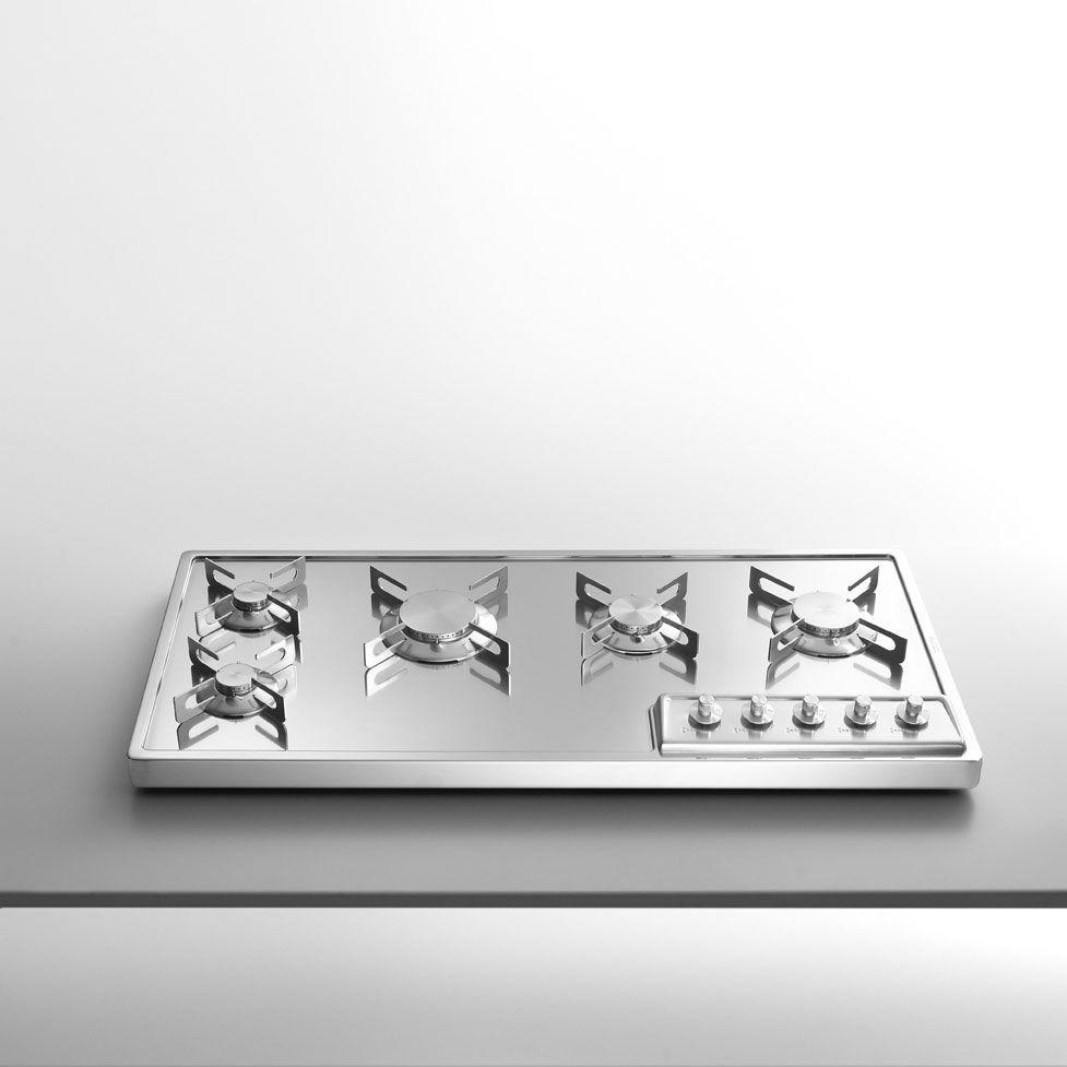 Piano Cottura F 499/5G da Alpes Inox | Designbest