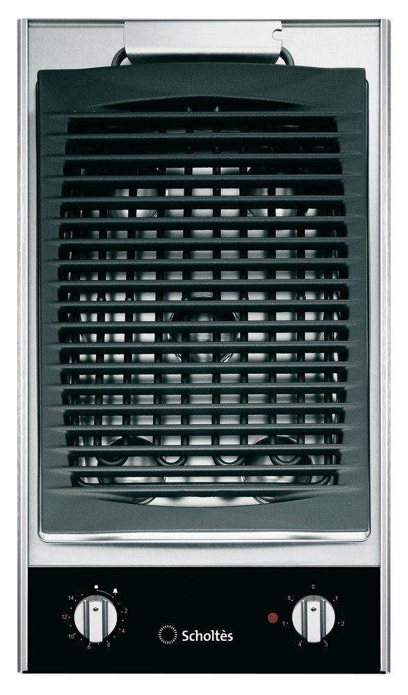 Piano Cottura Barbecue MBN 30 (L) da Scholtès | Designbest