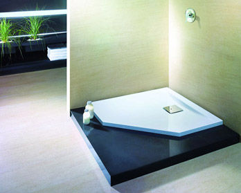 Shower tray Thasos II