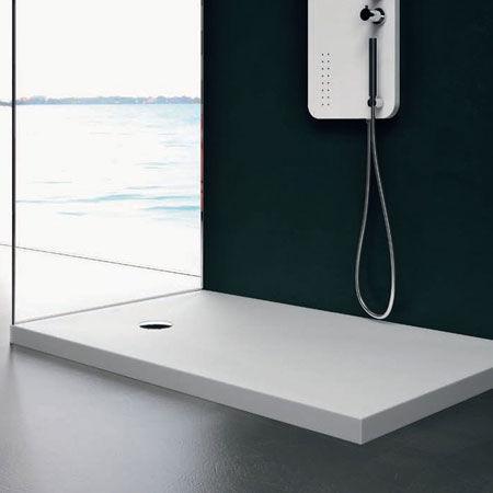 Piatto doccia Corian