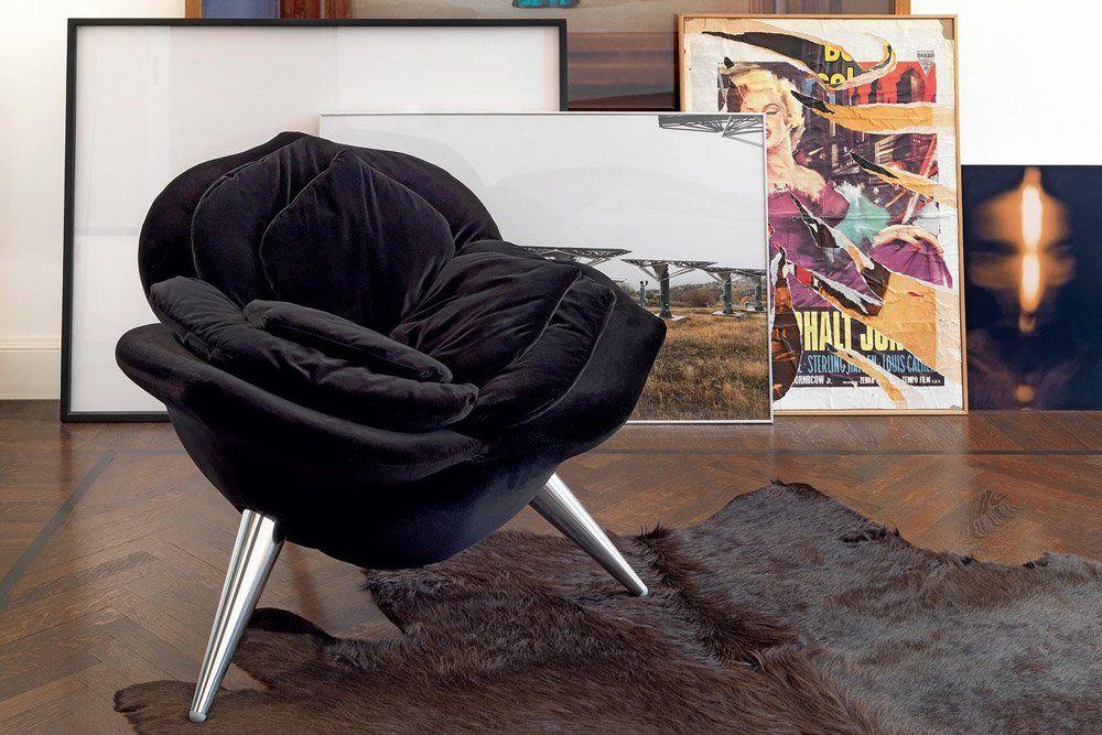 Poltroncina Rose Chair