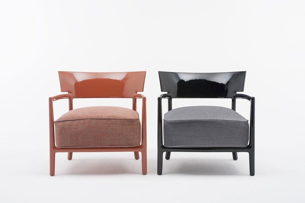 kartell kleine sessel kleiner sessel cara mosshart designbest. Black Bedroom Furniture Sets. Home Design Ideas