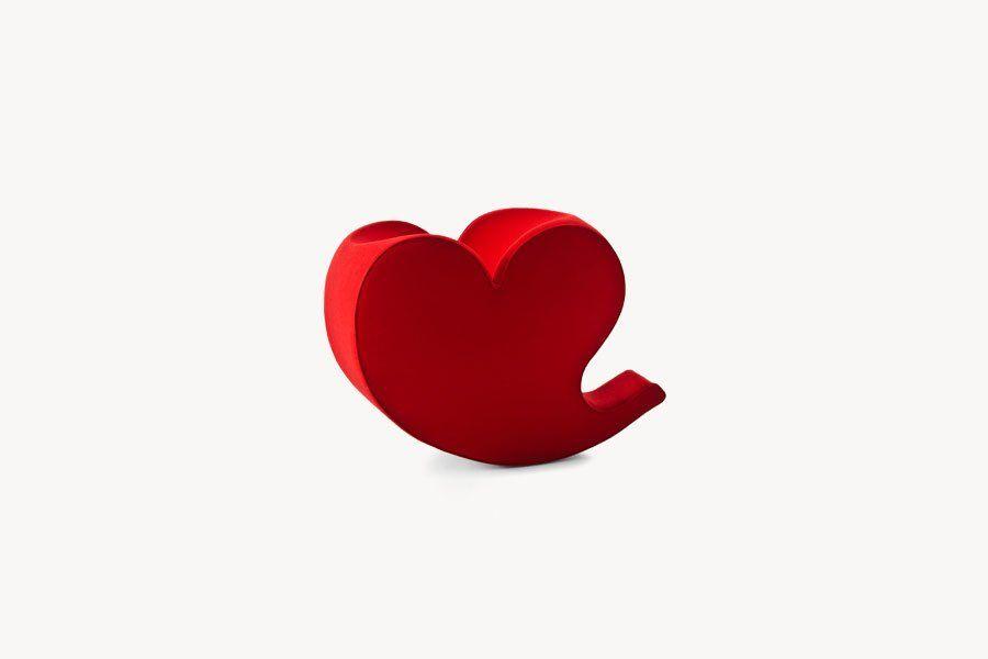 Poltroncina Soft Heart