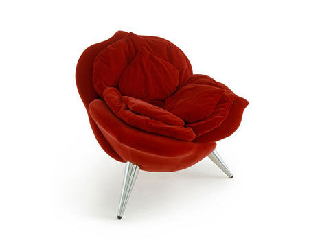 Poltroncina Rose Chair