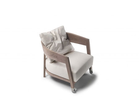 Petit fauteuil Caroline