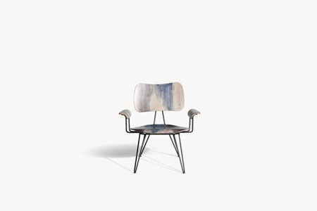 Poltroncina Overdyed Lounge Chair