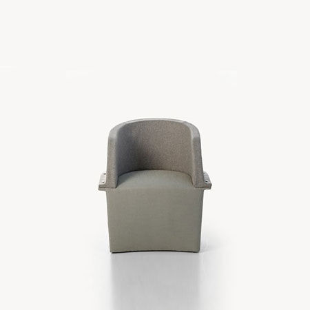 Poltroncina Assembly di Diesel Living With Moroso