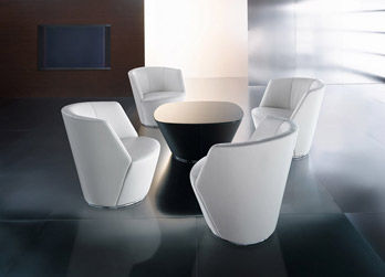 Small armchair Ameo