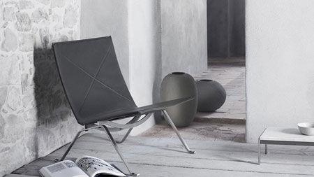Petit fauteuil Pk22