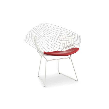 Petit fauteuil Bertoia