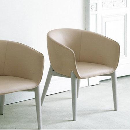 Petit fauteuil Lulea