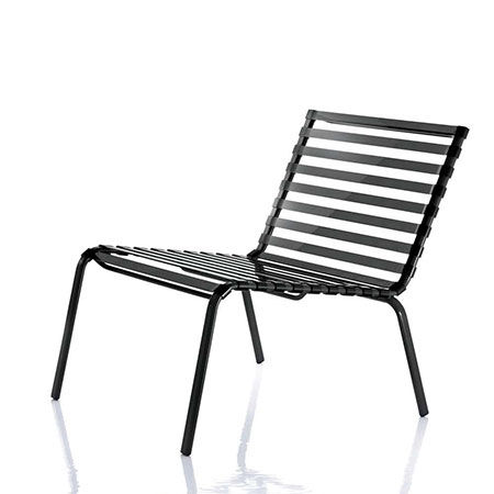 Small Armchair Striped