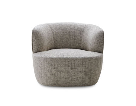 Small Armchair Elain by Molteni&C