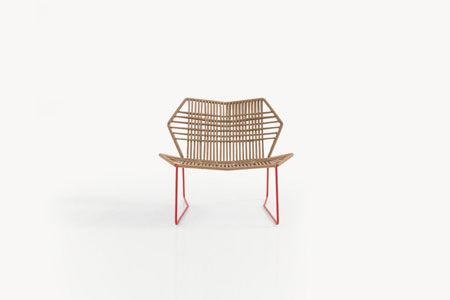 Petit fauteuil Tropicalia
