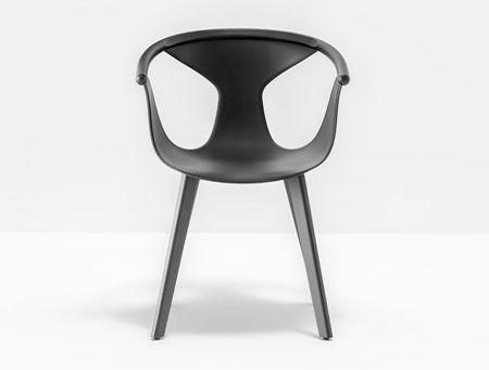 Petit fauteuil Fox de Pedrali
