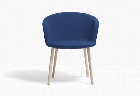 Petit fauteuil Nym Soft