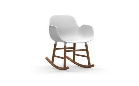 Petit fauteuil Form