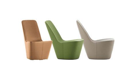 Kleiner Sessel Monopod