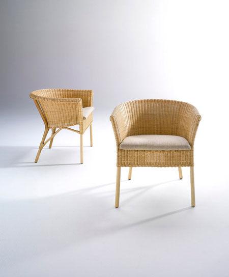 Petit fauteuil Cassis