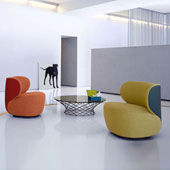 Small armchair Bao