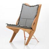 Kleiner Sessel Papillon
