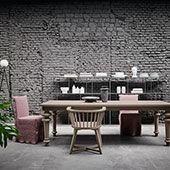 Kleiner Sessel Gray 24