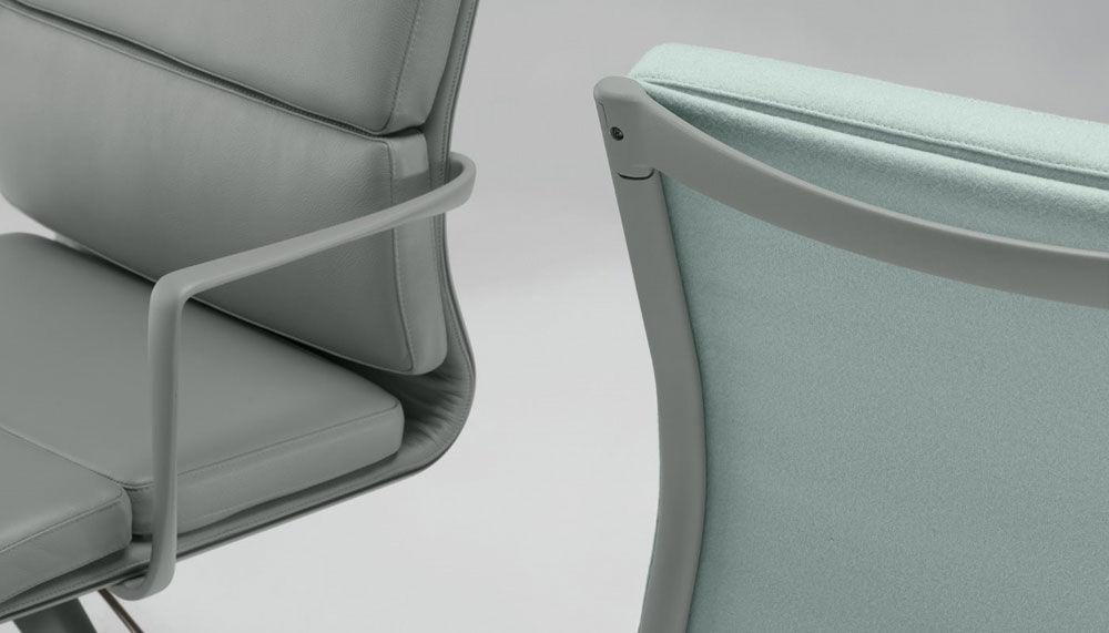 Armchair Rollingframe+ Tilt Soft