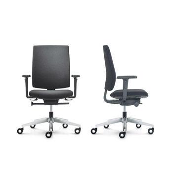 Petit fauteuil de bureau Kyra