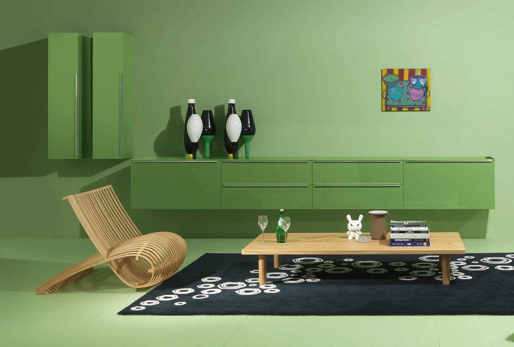 Poltrona  Wooden Chair