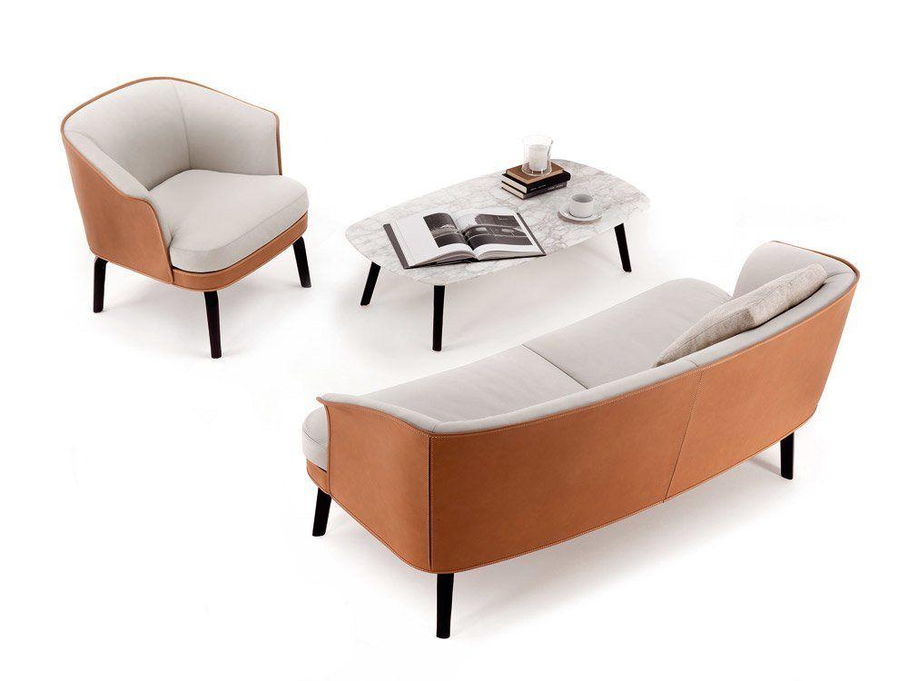 catalogue fauteuil nivola poltrona frau designbest. Black Bedroom Furniture Sets. Home Design Ideas