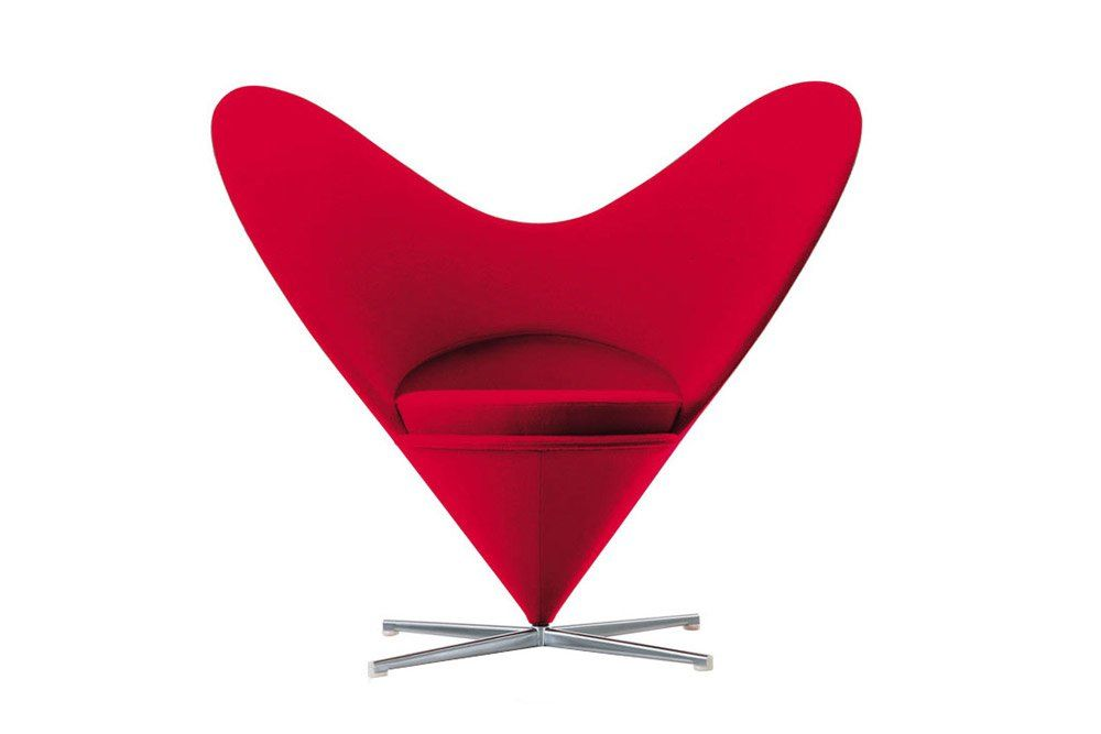 Poltrona Heart Cone