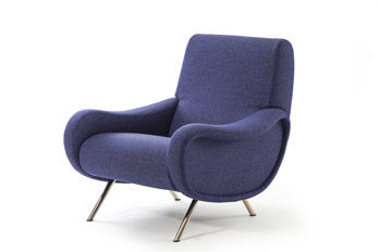 Fauteuil Lady