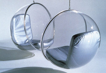 Fauteuil Bubble Chair