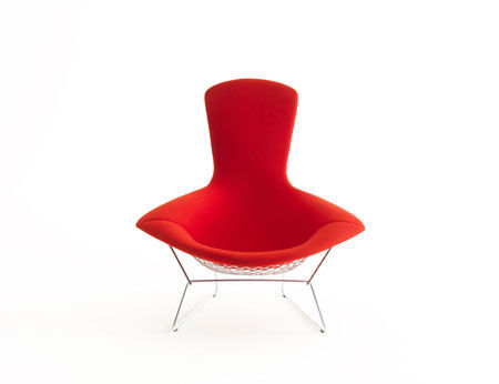 Sessel Bertoia Bird