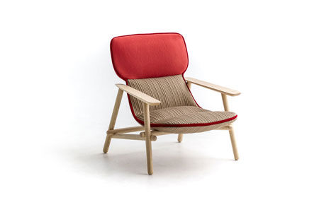 Armchair Lilo by Moroso