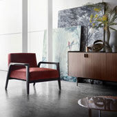 Lounge chair Tarsia