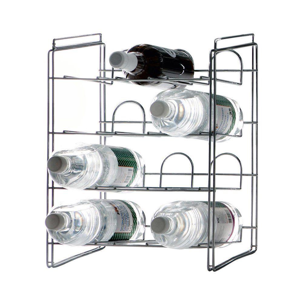 Portabottiglie cantina avanguardia arredamenti - Ikea portabottiglie vino ...