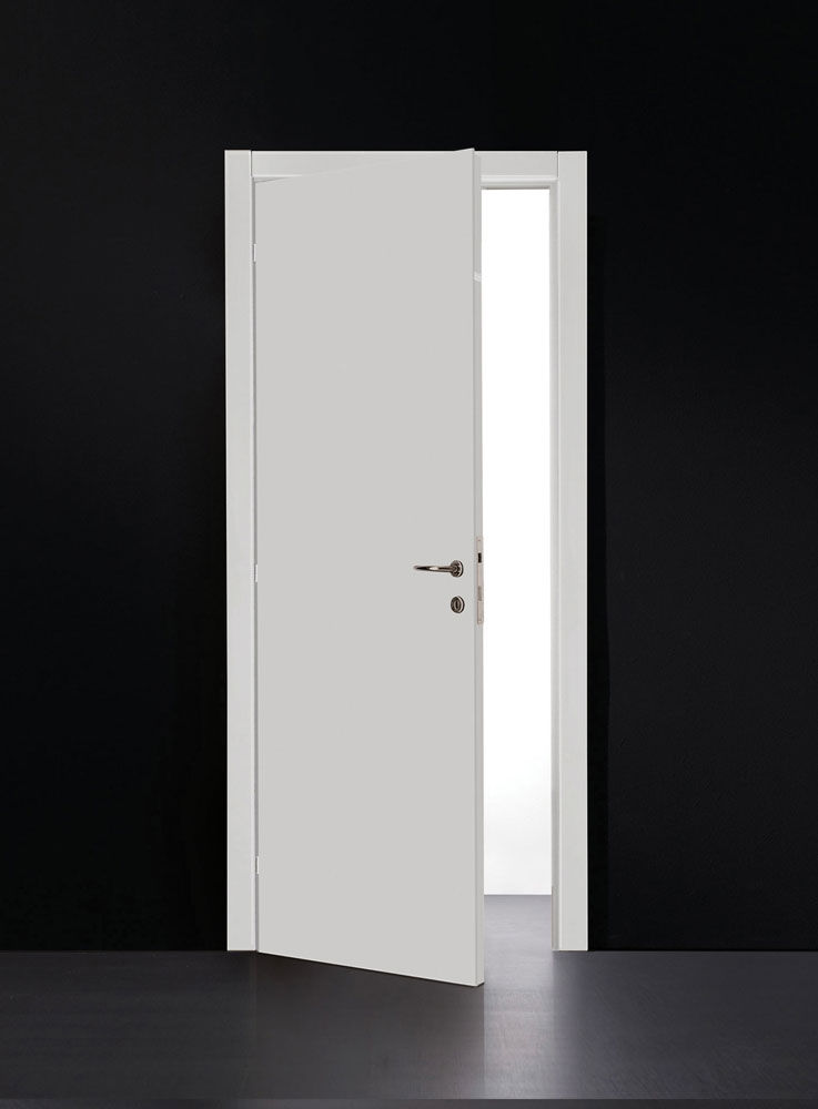 Hinged Doors: Door Sintonia by Tre-P & Tre-Più