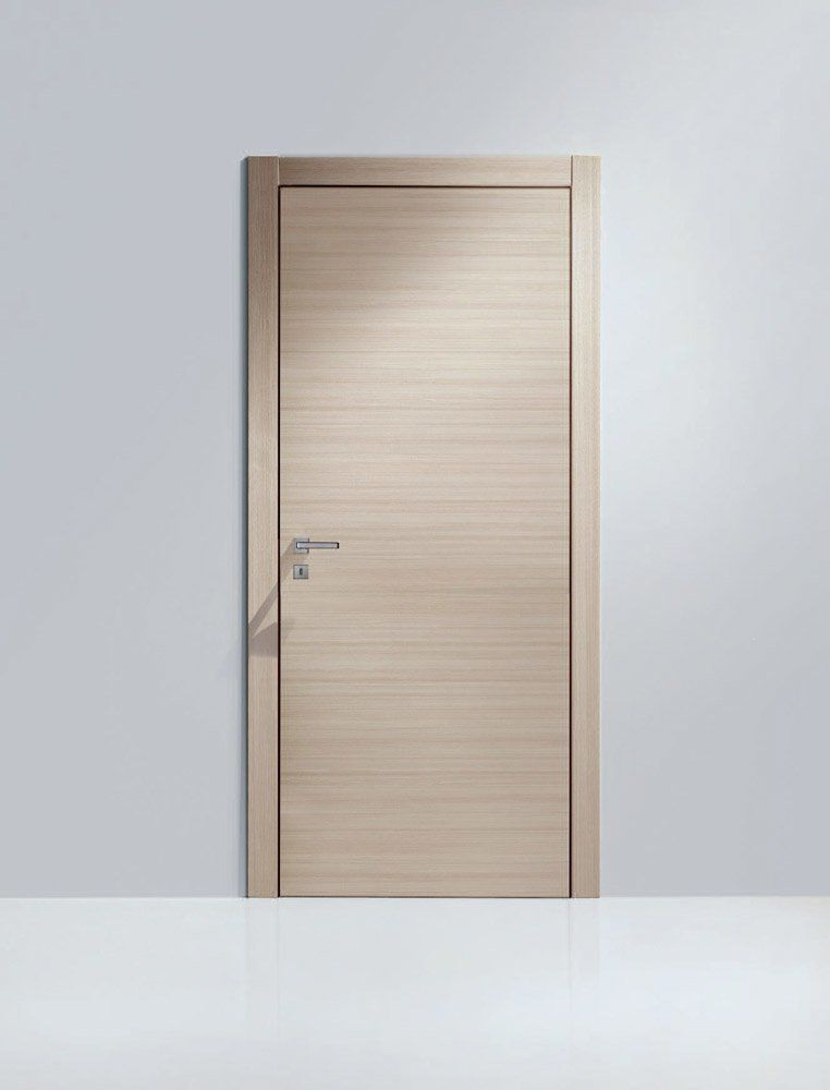 Hinged Doors: Door Tre-D Plus by Tre-P & Tre-Più