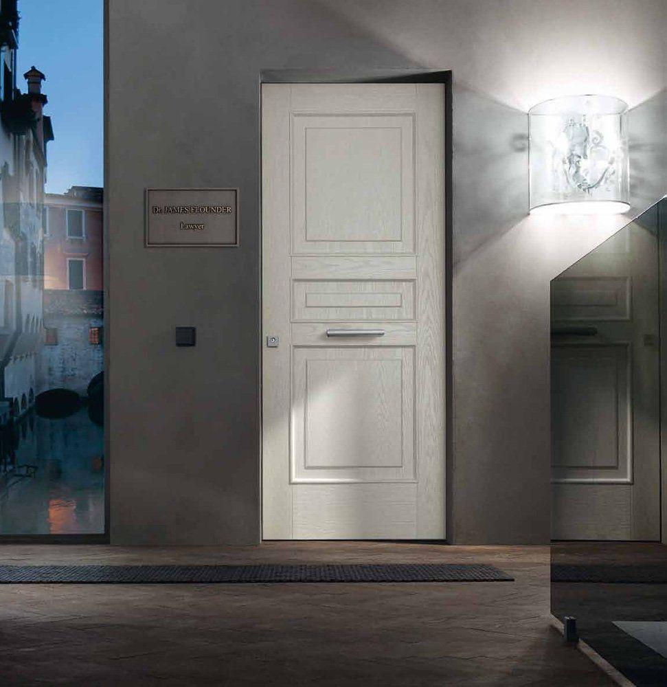 Door Evolution Legno vivo [b] & Armoured Doors: Door Evolution Legno Vivo [B] by Oikos