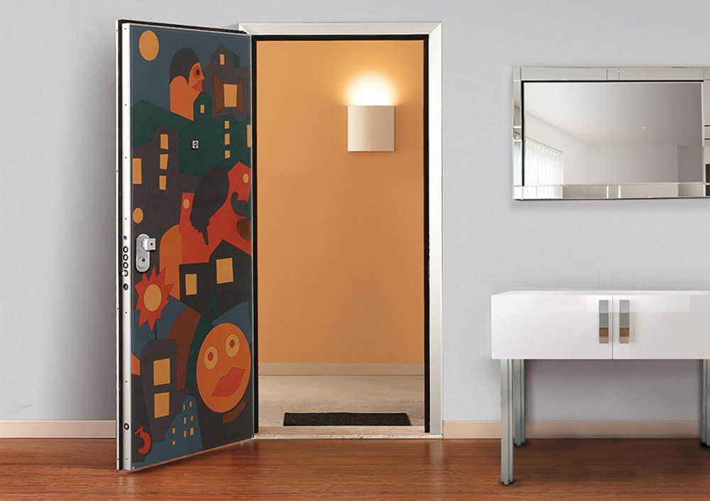 Armoured Doors: Door Segreta Plus - Fables by DI.BI. Porte Blindate