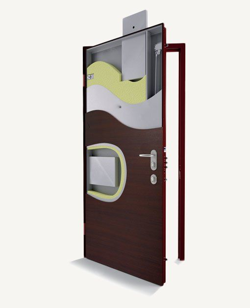 Armoured Doors: Door Segreta Plus - Fables by DI.BI. Porte Blindate