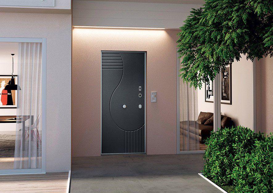 Armoured Doors: Door Opentech - Dibidesign by DI.BI. Porte Blindate