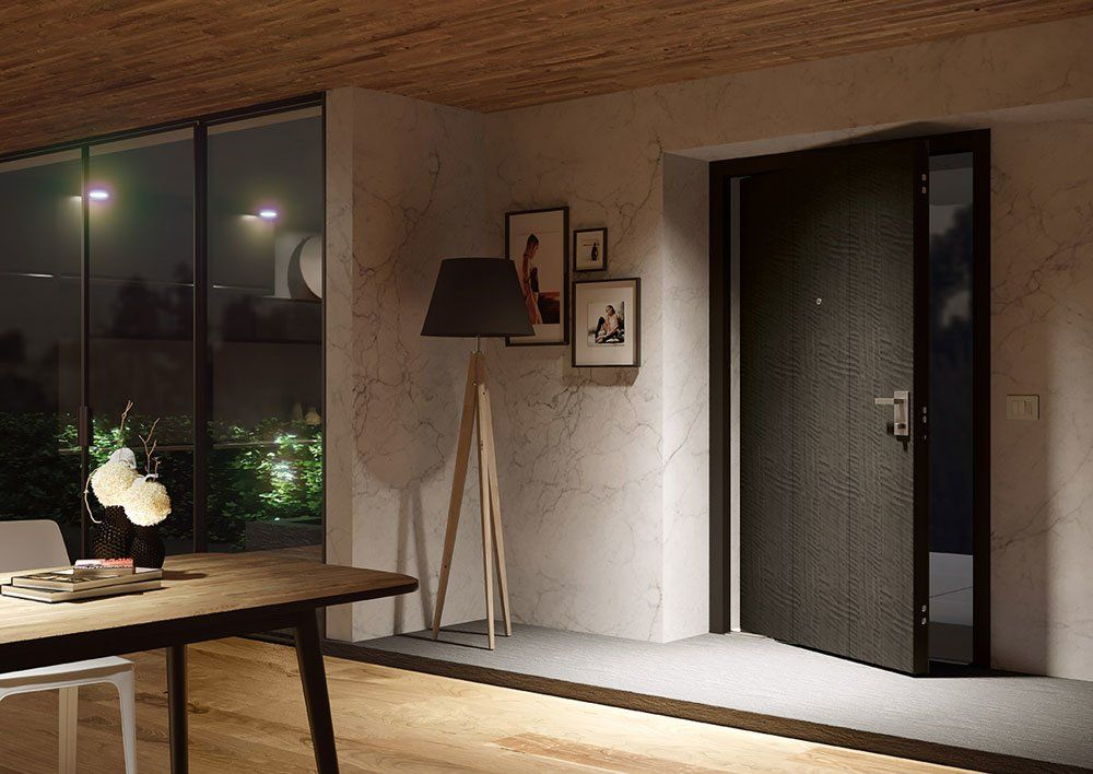 Armoured Doors: Armoured Door Di.Big by DI.BI. Porte Blindate